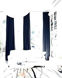 Black And White Blackout Curtains Blackout Curtains Black White ...