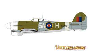 airfix hawker typhoon 1b car door 1 24