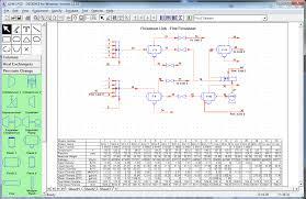 Winsim Design Ii Winsim Inc Design Ii For Windows Screen Shots