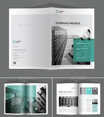 Professional Business Profile Template