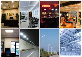 led commercial lighting consultant components