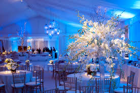 Wedding Centerpieces For Winter Themes