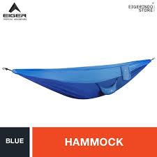 Shopee (indonesia, malaysia, the philippines, thailand and vietnam). Eiger Windnest Single Hammock Blue Shopee Indonesia