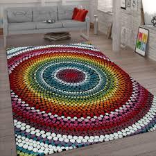 Vintage Teppich Antik Multicolor Trendiger Patchwork Stil