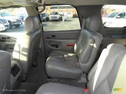 Tan/Neutral Interior 2005 Chevrolet Tahoe Z71 4x4 Photo #59192043 ...
