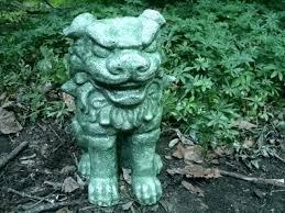 resin garden statues tall garden statues full image for foo dog garden statues cement 9 tall