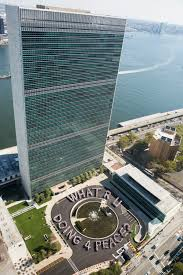 What are you doing for peace?   United Nations