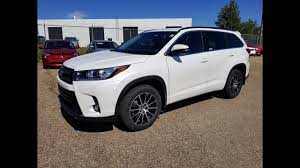 2018 toyota highlander limited. perfect 2018 2018 toyota highlander se awd first look with detailed description with toyota highlander limited