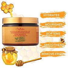 Manuka Honey Hair Moisturizer Shea Moisture Intense Masque