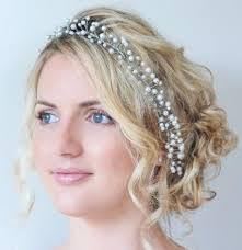 Like this item? Add it to your favourites to revisit it later. Pearl Hair Crown, Pearl Bridal Wreath, Wedding Hair Accessories, Pearl Vine Crown, - il_570xN.541788063_9446