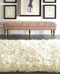 fuzzy white rug fluffy area rugs with best images on and decorations 7 fuzzy white bathroom