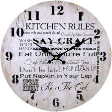 kitchen wall clocks large vintage rustic wall clocks shabby kitchen chic kitchen wall clocks next kitchen wall clocks large