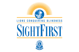 caign sight first logo at the lions clubs