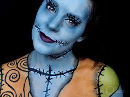 nightmare before sally makeup tutorial nightmare before sally makeup tutorial