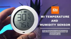 <b>Mi Temperature and Humidity</b> Sensor - Full features walkthrough ...