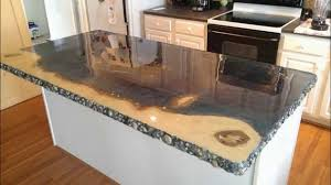 Photo 5 of 7 Awesome Diy Concrete Countertops Poured In Place #5 Diy  Concrete Countertops - YouTube