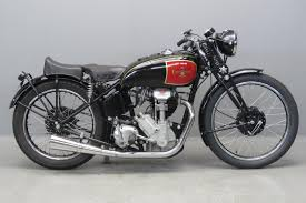 excelsior 1939 manxman 350cc 1 cyl ohc