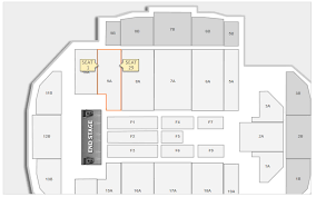Tacoma Dome Monster Jam Seating Chart Tacoma Dome Concert Seating Chart Interactive Map