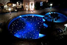 fiber optic lighting pool. star lighting for the pool fiber optics pools- foster and reed optic