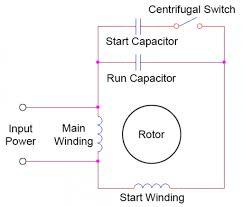 dual capacitor wiring diagram dual image wiring dual run capacitor wiring diagram intertherm dual auto wiring on dual capacitor wiring diagram