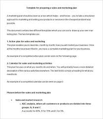 Example Sales Action Plan Sample 8 Marketing Action Plan Templates Doc Pdf Free Premium Templates