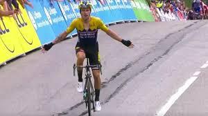 Giro del Delfinato - Roglic conquista la seconda tappa e maglia gialla -  Ciclismo - Rai Sport