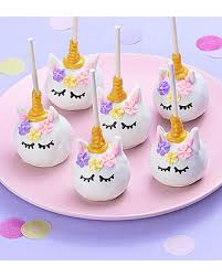 Amazing New Deals On Magical Unicorn Truffle Cake Pops 6 Ct By 1