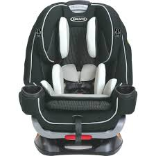 graco 4ever extend2fit 4 in 1 convertible car seat