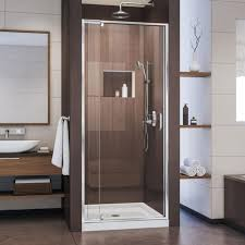 dreamline flex 32 in x 32 in x 74 75 in framed pivot shower door inside