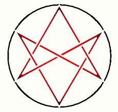 tumblr static crowley s unicursal hexagram by fendhor