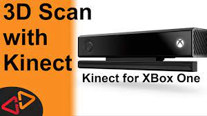3D Scanning with XBox One Kinect Sensor - YouTube
