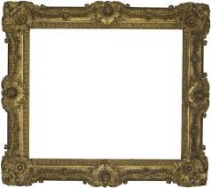 classic antique table picture frames