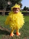 Костюм цыплёнка на новый год