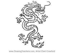 cb2162835c97834c711244fa41ad87a6 the 25 best ideas about chinese dragon drawing on pinterest on 3 5 lemorian template