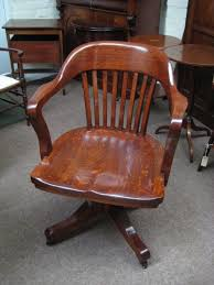 antique swivel office chair. OAK Swivel And Tilt Desk Chair Antique Chairs Office H