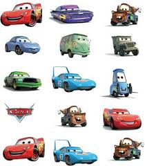 Lovely Design Ideas Free Printable Cars Stickers From Family