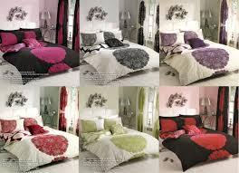 manhattan printed duvet cover fl bedding set all sizes