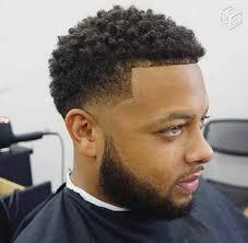 Coiffure Homme Afro Américain