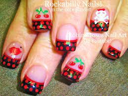 Robin Moses Nail Art: Rockabilly Nail Art! Dive into the 1950's ...