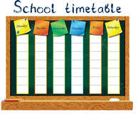 Timetable Chart Ideas Systematic Time Table Chart Ideas For Class Time Table Chart