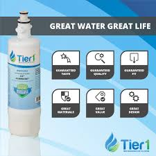 lg refrigerator replacement filter lt700p. lg lt700p comparable refrigerator water filter replacement by tier1 (chart 3) lg lt700p o