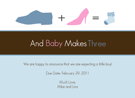 free ecard pregnancy announcement card design ideas adorable design pregnancy announcements cards