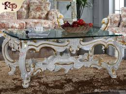 furniture design sofa classic. baroque style living room furniture -royalty classic coffee table -italian versailles sofa classical golden online design