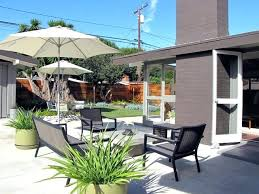 houzz patio furniture. My A Mid Century Marvel Revived In Long Beach Patio Houzz Outdoor Furniture Covers Full Size U