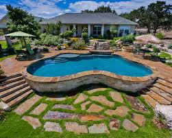 Small Picture Garden Design Garden Design with Abg pool landscaping pictures