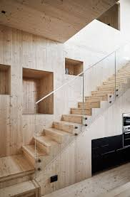 Creative staircase wall decorating ideas. Best 60 Modern Staircase Glass Railing Design Photos And Ideas Dwell