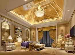 elegant master bedroom design