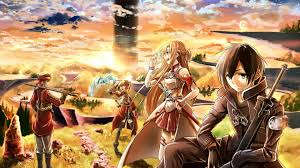 sword art wallpaper hd