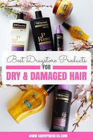 Best Drugstore Hair Products That Healed