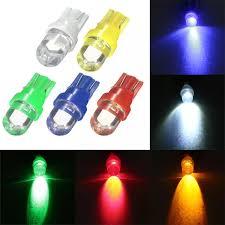 Led Car Signal Lights 12v T10 W5w 501 Led Car Signal Turning Side Lights Indicator Bulb